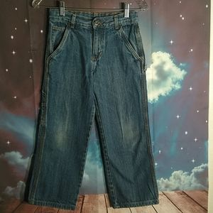 Faded Glory boy's jeans size 10 R carpenter style